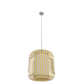 Polly small ceiling light, mustard