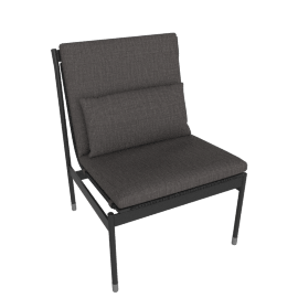 Sommer Side Chair, Black