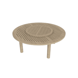 Barlow Tyrie Drummond Garden Dining Table