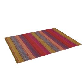 Rainbow Dhurrie - 120x160 cms