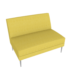 Libre Two Seater - Ultrasuede®