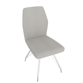 Alice Dining Chair, Cream