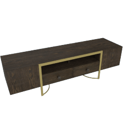 Palampore 2-Drawer TV Unit
