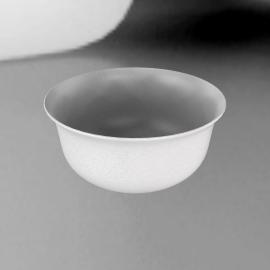 White Platinum Bowl, 11cm