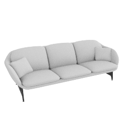 Vico sofa, 3 seater
