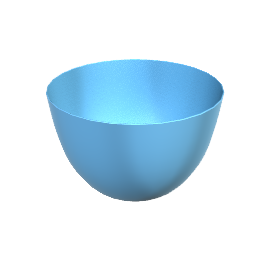 Mud Noodle Bowl - Turquoise