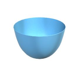 Mud Noodle Bowl - Turquoise