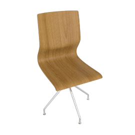 Grace Office Chair, Oak