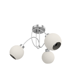 Rian Ceiling Light, 3 Arm
