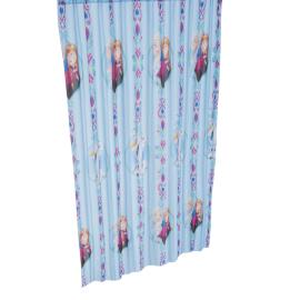 Frozen Springtime Frost Shower Curtain - 240x180 cms