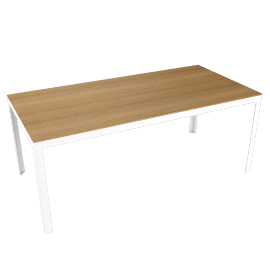 Min Table, Large
