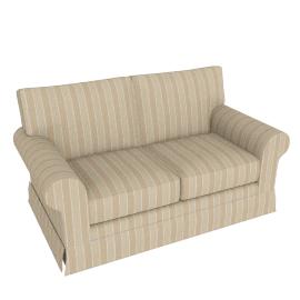 Padstow Medium Sofa, Telma Putty