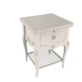 Mirabelle Bedside Table