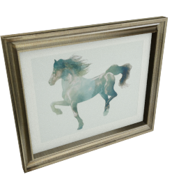 Wild Life Framed Picture - 70.5x3.8x60.5 cms