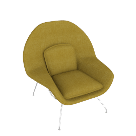 Womb™ Chair - Cato - Green