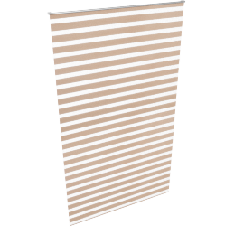 Day And Night Roller Blind - 120x210 cms, Brown