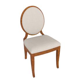 Hemingway Dining Chair, Cream
