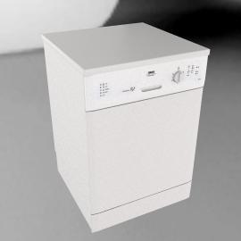 Zanussi ZDF231 Dishwasher, White