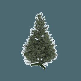 Christmas Tree, 8ft, Green