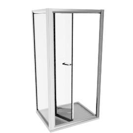 ALBA Bi-Fold Door 1000 mm x 800 mm