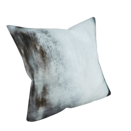 Murky Water Velvet Cushion by Tandem Arbor
