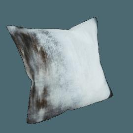 Murky Water Velvet Cushion by Tandem Arbor