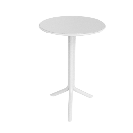 Dionysus Patio Table, White