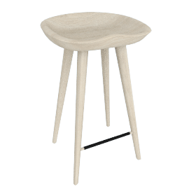 Tractor Counter Stool, Ash