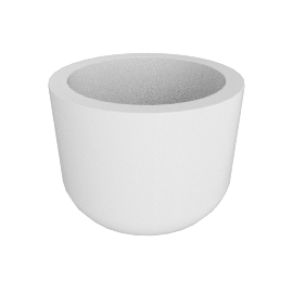 Cup Planter XL, White