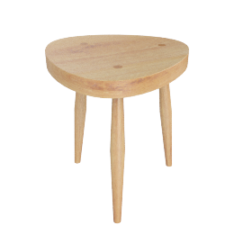 Packington Side Table, Natural