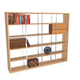 Index Four Bookcase