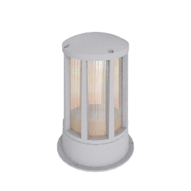 DM Lights Cone, silver grey
