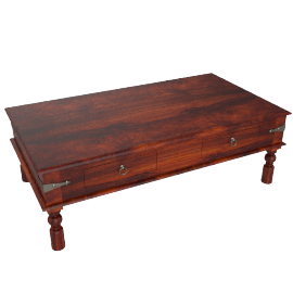 John Lewis Maharani Coffee Table with Drawers