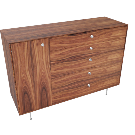 Nelson Thin Edge Chest Cabinet, Palisander