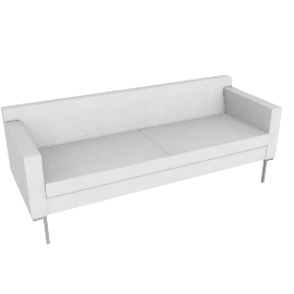 Theatre Sofa - Ultrasuede