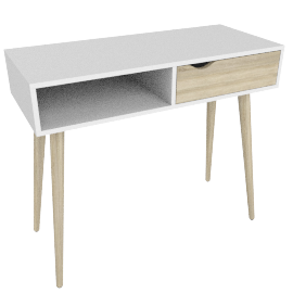 DELTA CONSOLE TABLE by tvilum