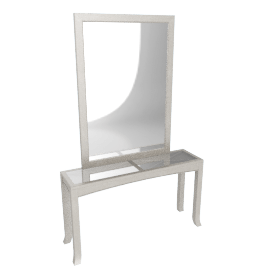 Celina Console with Mirror