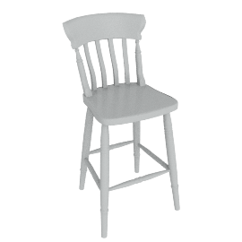 Cecile Bar Chair, Fern