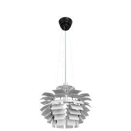 PH Artichoke Lamp - Medium, White