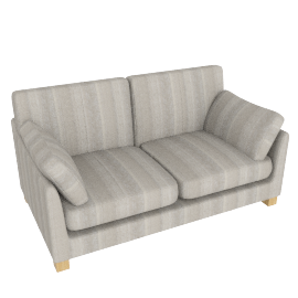 Ikon Medium Sofa , Vienna Natural