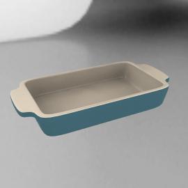 Le Creuset Rectangular Dish, 26cm, Granite