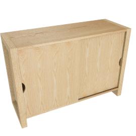 Logan Sideboard with 2 Sliding Doors