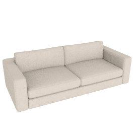 "Reid Sofa 86"", Fabric"
