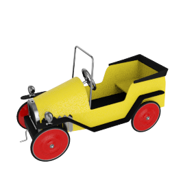 Great Gizmos Classic Pedal Car Harry