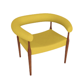 Ring Chair, Dandelion