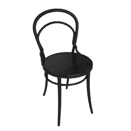 Era Chair - Black