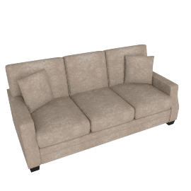 Galaxy 3-seater Sofa