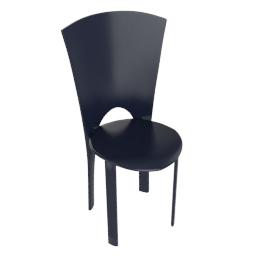 Desy Chair, Black