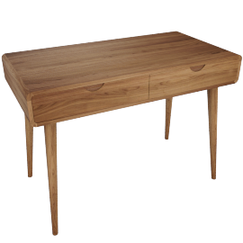 Laurel Dressing Table - Walnut