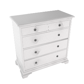 John Lewis Aurelia 3+2 Drawer Chest